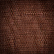 Stock Photo: Brown linen texture