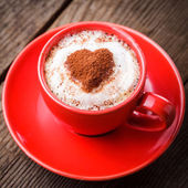 Cappiccino — Stock Photo