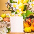 Easter greetings — Stockfoto