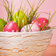 Easter decor - Stock Photo