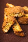 Ciasteczka cantuccini — Zdjęcie stockowe
