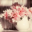 Still life with peonies — Stock Photo #25763191