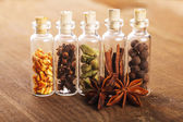 Christmas spices — Stock Photo