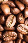 Coffee beans background — Stock Photo
