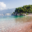 Adriatic seashore — Foto Stock