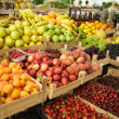 Fruits on the market — Stock Photo