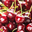 Photo: Sweet cherry background