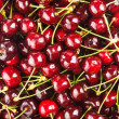 Foto Stock: Sweet cherry background