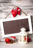 Noel fener — Stok fotoğraf