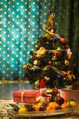 Little Christmas tree — Стоковое фото