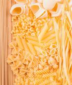 Various pasta — Stock Photo