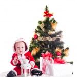 Christmas baby — Stock Photo #36700239