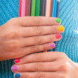 Color pencils — Stock Photo #38706047