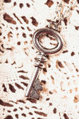 Vintage key — Stock Photo