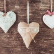 Various heart — Stock Photo #40142141