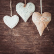 Various heart — Stock Photo #40142447