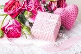 Pink box — Stock Photo