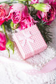 Pink box — Stock Photo