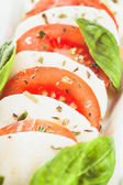 Salade Caprese — Photo