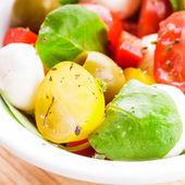 Fräsch sallad — Stockfoto