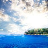 Adriatic sea — Stock Photo
