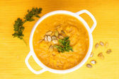 Pumpkin soup — Stockfoto
