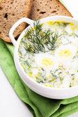Hash soup — Stock Photo