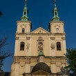 Old Church of Sts. Floriin Krakow. Poland — Stock Photo #12341597