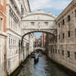 The bridge of sighs - Venice — Foto de Stock