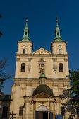 Gamla kyrkan av sts. florian i krakow. polen — Stockfoto