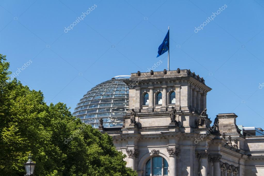 Berlin Government District — Stock Photo #12341949