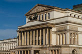 Warsaw, Poland - National Opera House and National Theatre build — Stock Photo