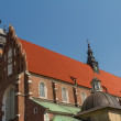 Cracow - Corpus Christi Church was founded by Kasimirus III The — Foto Stock