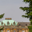 Schloss Sanssouci in Potsdam, Germany — Stock Photo #12747482