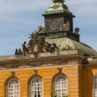 South facade of Sanssouci Picture Gallery in Potsdam, Germany — Photo