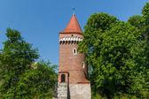 Castelo Real de wawel, Cracóvia — Fotografia Stock