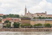 церковь матьяша в будапеште, венгрия — Стоковое фото