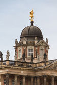 One of the university buildings of Potsdam — Stock Photo