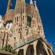 Stock Photo: BARCELONA, SPAIN -JUNE 25: SagradFamilion JUNE 25, 2012: La