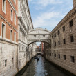 Bridge of sighs - Venice — Stockfoto #12750256
