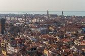 Panorama de veneza, itália — Foto Stock