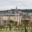 Stock Photo: Famous palace Versailles near Paris, France with beautiful garde