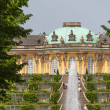 Schloss Sanssouci in Potsdam, Germany — Stock Photo #13278255