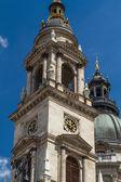 St. Stephen's Basilica in Budapest, Hungary — Stock Photo