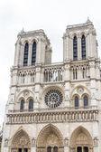 Notre Dame (Paris) — Stok fotoğraf