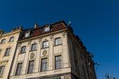 Castle Square in Warsaw, Poland — Stock Photo