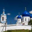 Orthodoxy monastery in Bogolyubovo — Stock Photo #13650848