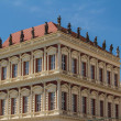 Potsdam city old buildings — Stock Photo