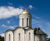 St. Demetrius Cathedral at Vladimir — Stock Photo