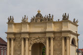 Brandenburg Gate from Potsdam, Berlin, Germany — Stock Photo